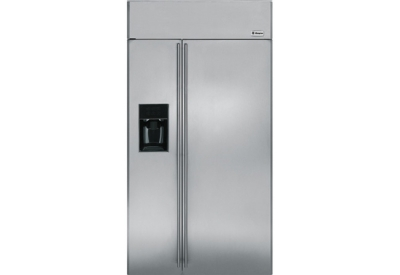GE Monogram - ZISS420DXSS - Built-In Side-By-Side Refrigerators