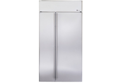 GE Monogram - ZISS420NXSS - Built-In Side-By-Side Refrigerators