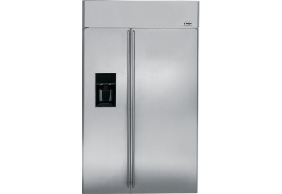 GE Monogram - ZISS480DXSS - Built-In Side-By-Side Refrigerators