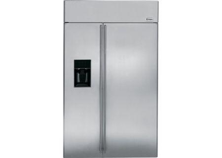 Monogram - ZISS480DXSS - Built-In Side-by-Side Refrigerators