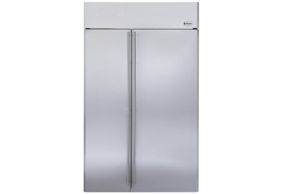 GE Monogram - ZISS480NXSS - Built-In Side-By-Side Refrigerators