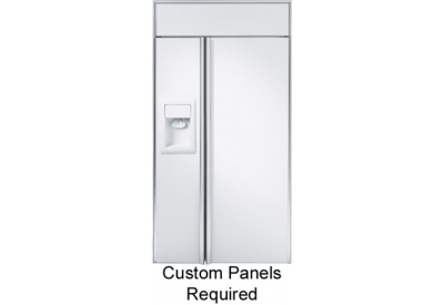 GE Monogram - ZISW420DX - Built-In Side-By-Side Refrigerators