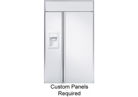 GE Monogram - ZISW480DX - Built-In Side-By-Side Refrigerators