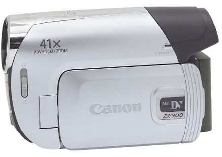 Canon - ZR900 - Camcorders (Digital/Mini DV)