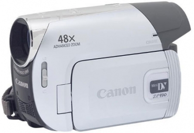 Canon - ZR930 - Camcorders (Digital/Mini DV)