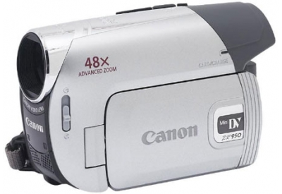 Canon - ZR950 - Camcorders (Digital/Mini DV)