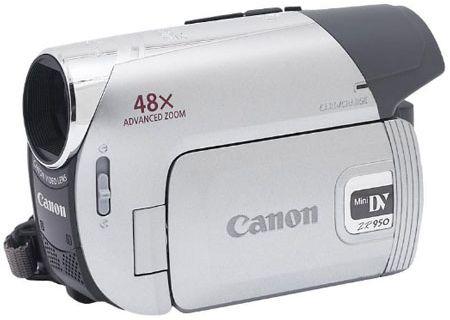Canon - ZR950 - Camcorders (Digital/Mini DV)