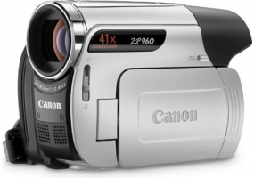 Canon - ZR960 - Camcorders (Digital/Mini DV)