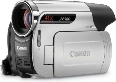 Canon - ZR960 - Camcorders (Digital/Mini DV)