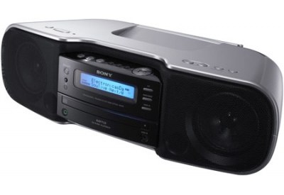 Sony - ZS-BT1 - Boomboxes & CD Players