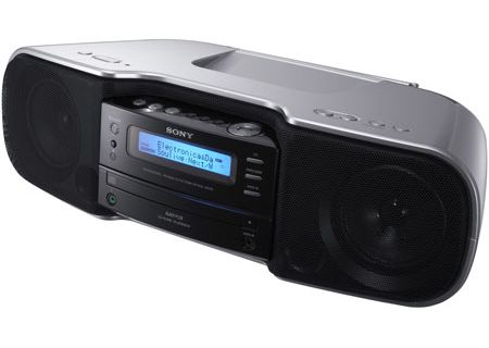 Sony - ZS-BT1 - Boomboxes & Portable CD Players