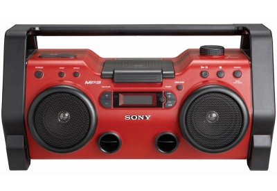 Sony - ZS-H10CP - Boomboxes & Portable CD Players