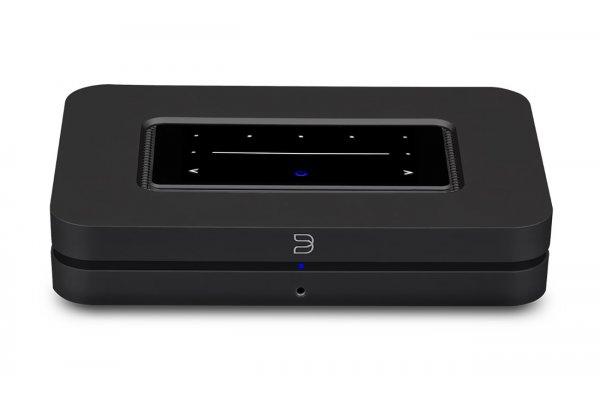 Large image of Bluesound NODE Black Wireless Multi-Room Hi-Res Music Streamer - N130BLKUNV