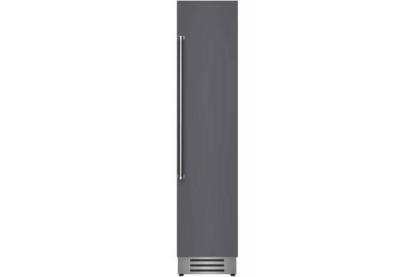 "Large image of BlueStar 18"" Panel Ready Right Hinge Built-In Column Freezer - BIFP18R"