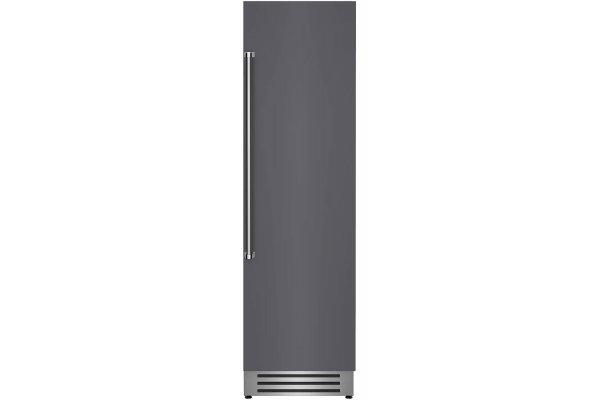 "Large image of BlueStar 24"" Panel Ready Right Hinge Built-In Column Freezer - BIFP24R"