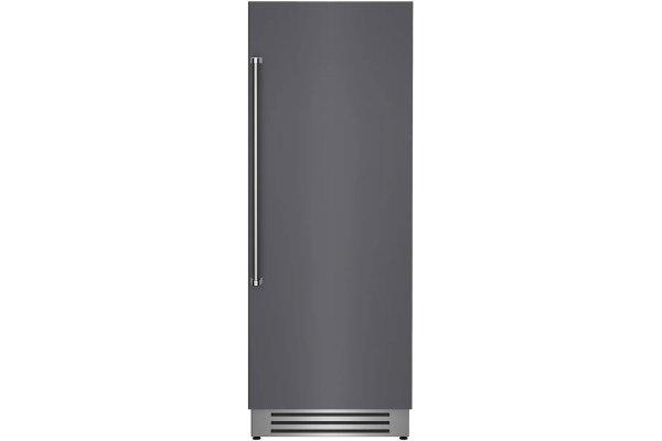 "Large image of BlueStar 30"" Panel Ready Right Hinge Built-In Column Freezer - BIFP30R"