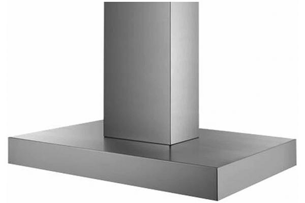 "Large image of BlueStar Designer Series 60"" Stainless Steel Manhattan Island Hood - BS-MANH-I-60-SS"