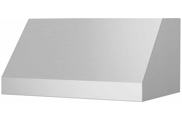 "Large image of BlueStar Designer Series 30"" Stainless Steel Incline Wall Hood - IN030ML"