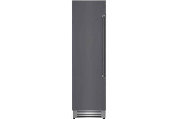 "Large image of BlueStar 24"" Panel Ready Left Hinge Built-In Column Refrigerator - BIRP24L"