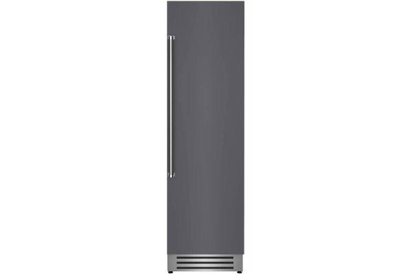 "Large image of BlueStar 24"" Panel Ready Right Hinge Built-In Column Refrigerator - BIRP24R"
