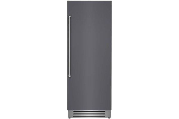 "Large image of BlueStar 30"" Panel Ready Right Hinge Built-In Column Refrigerator - BIRP30R"