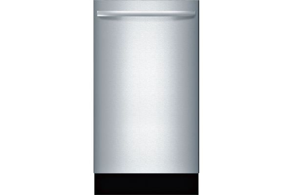 """Large image of Bosch ADA 18"""" 800 Series Stainless Steel Dishwasher - SPX68B55UC"""