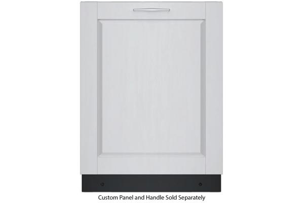"Large image of Bosch ADA 24"" 800 Series Custom Panel Dishwasher - SGV78B53UC"