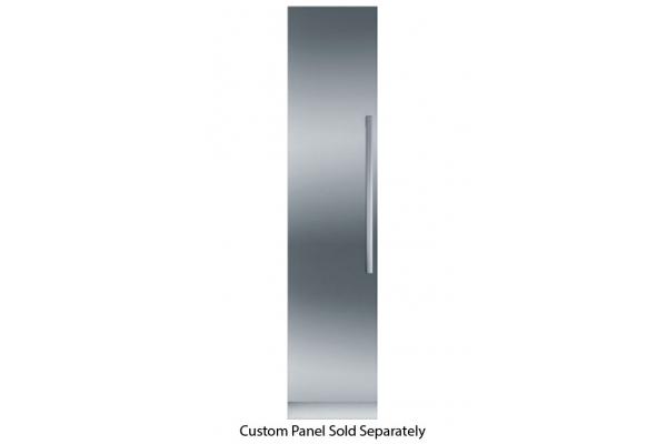 """Large image of Bosch Benchmark Series 18"""" Custom Panel Built-In Single Door Freezer - B18IF905SP"""