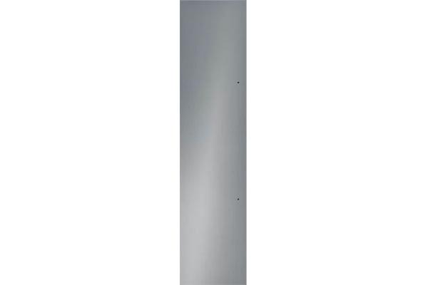 "Large image of Bosch 18"" Stainless Steel Freezer Door Flat Panel - BFL18IF800"