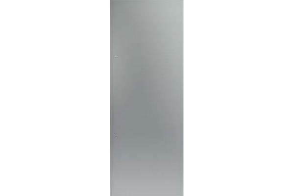"Large image of Bosch 30"" Stainless Steel Refrigerator Door Flat Panel - BFL30IR800"