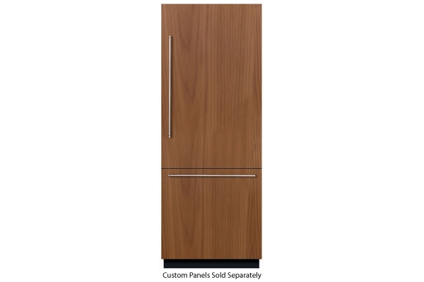 "Large image of Bosch Benchmark Series 30"" Custom Panel Built-In Bottom Freezer Refrigerator - B30IB905SP"