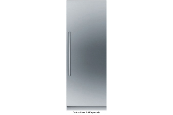 "Large image of Bosch Benchmark Series 30"" Custom Panel Built-In Single Door Refrigerator - B30IR905SP"