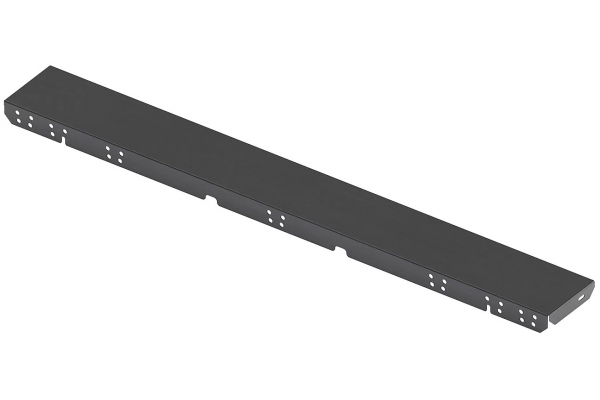 Large image of Bosch Black Stainless Steel Side Panel Extension Kit - HEZ8YZ04UC