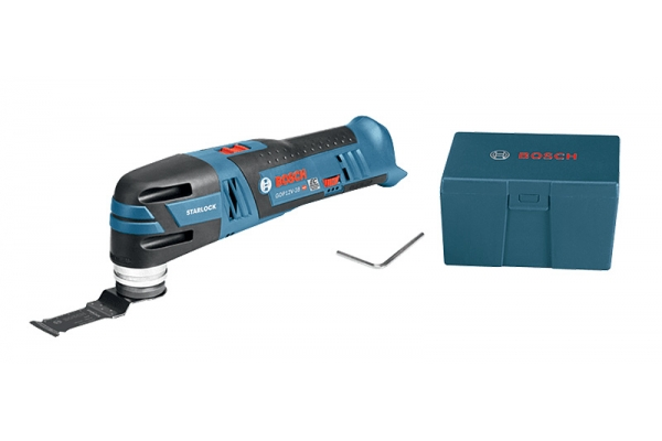 Large image of Bosch Tools 12V Max EC Brushless Starlock Oscillating Multi-Tool (Bare Tool) - GOP12V-28N