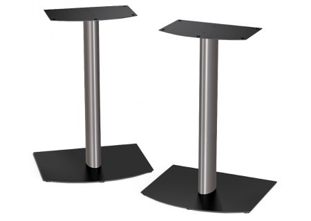 Bose Silver Bookshelf Speaker Floor Stands (Pair) - 31089
