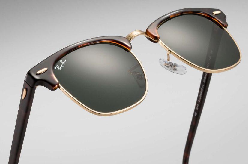 66fe1b6882e Ray-Ban Clubmaster Classic Sunglasses - RB3016 W0366 49