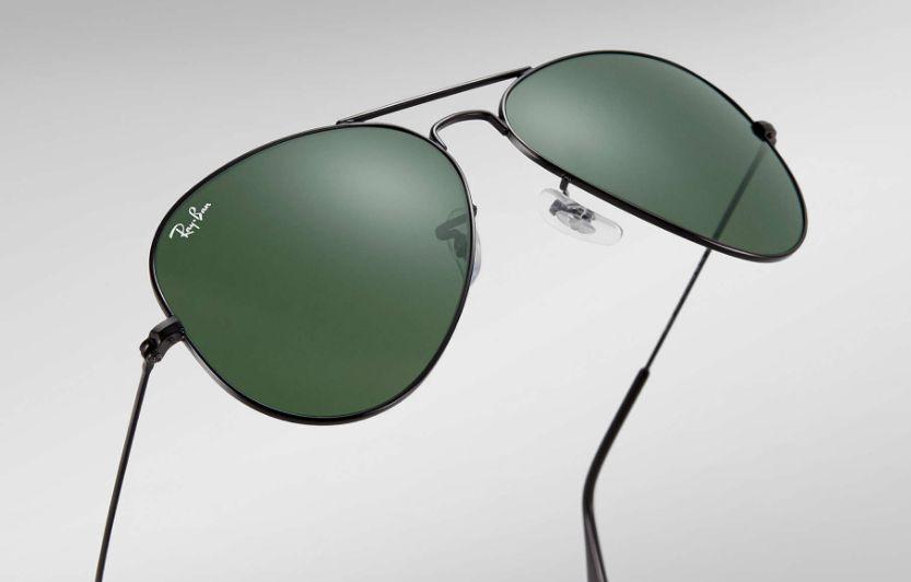 17c490165ca Ray-Ban Icons Classic Aviator Sunglasses - RB3025L2823
