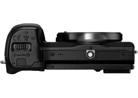 Sony NEX 7 Black Digital SLR Camera With 18 55mm Lens