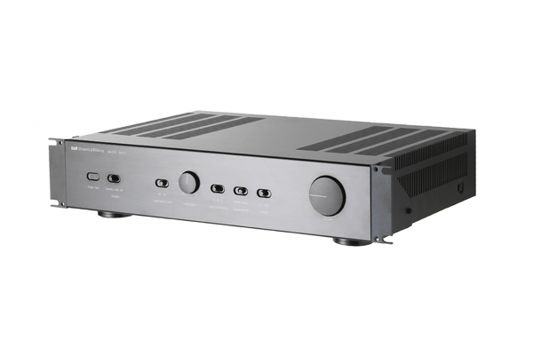 Large image of Bowers & Wilkins CT Series SA1000 Black Subwoofer Amplifier - SA1000
