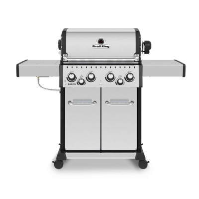 Broil King S 490 PRO IR Stainless Steel Natural Gas Grill