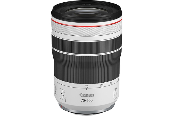 Large image of Canon RF 70-200mm F4 L IS USM Lens - 4318C002