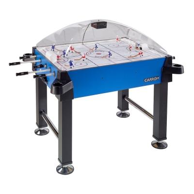 Carrom Signature Stick Blue Hockey Game Table