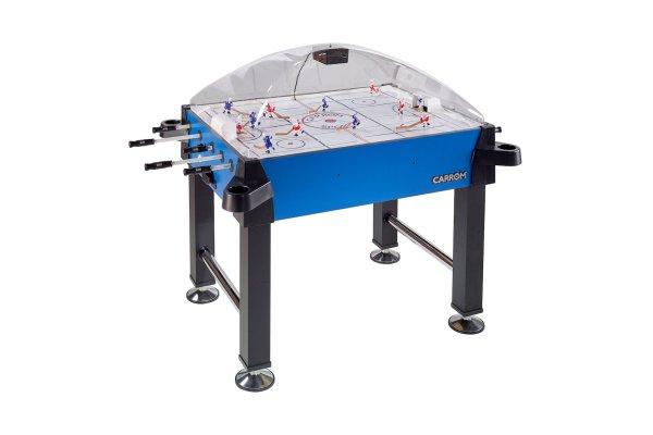 Large image of Carrom Signature Stick Blue Hockey Game Table - 435.00
