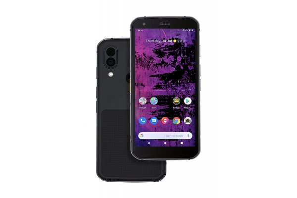 Large image of CAT S62 Pro Black 128GB Unlocked GSM* Work Phone - CS62P-DBB-RON-UN