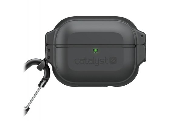 Large image of Catalyst Stealth Black Total Protection Case For AirPods Pro - CAT100APDPROBLK