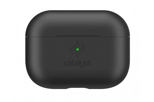 Large image of Catalyst Stealth Black Slim AirPods Pro Case - CATAPDPROFLTBLK