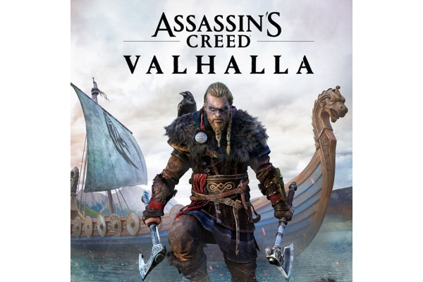 Large image of Microsoft Xbox One Assassin's Creed Valhalla Video Game - 887256110185