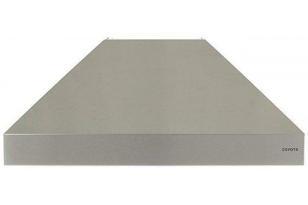 "Large image of Coyote 36"" Stainless Steel Outdoor Ventilation Hood - C1HOOD36"