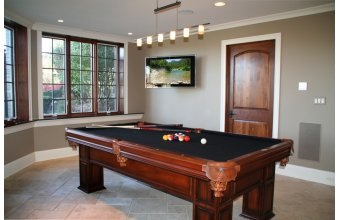 North Barrington - Billiard Room
