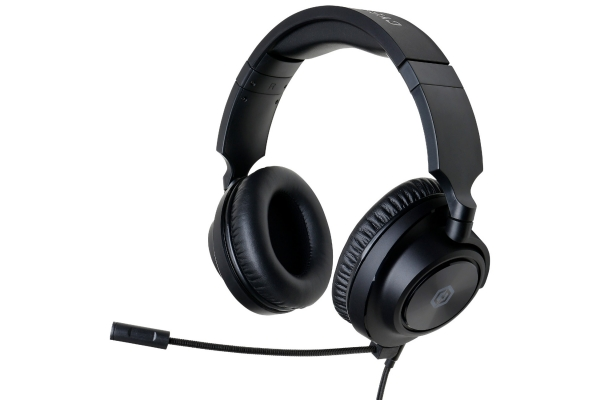 Large image of CyberPowerPC Spectre 01 Black Wired Gaming Headset - CPS01H200